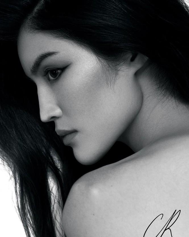 Mỹ nhân nội y gốc Hoa đẹp dịu dàng như nàng thơ - ảnh 7
