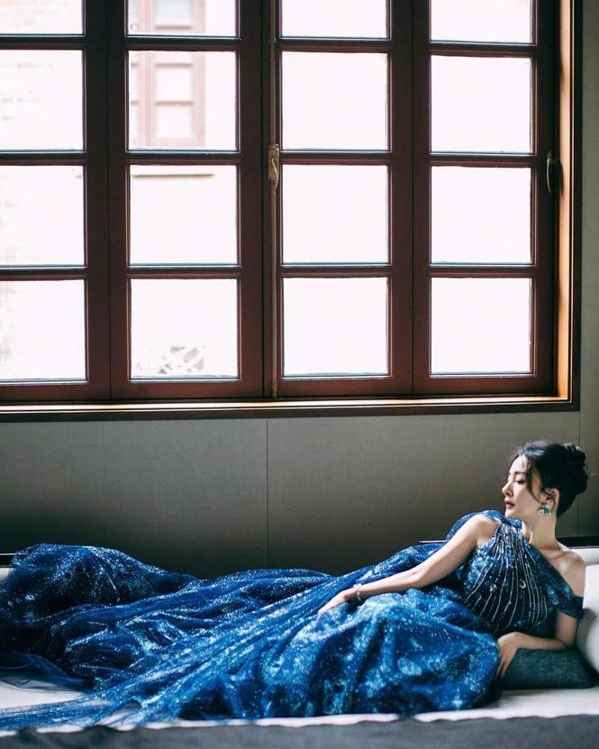 Dương Mịch siêu quyến rũ, 'phủ sóng' hình ảnh khắp mạng xã hội - ảnh 14