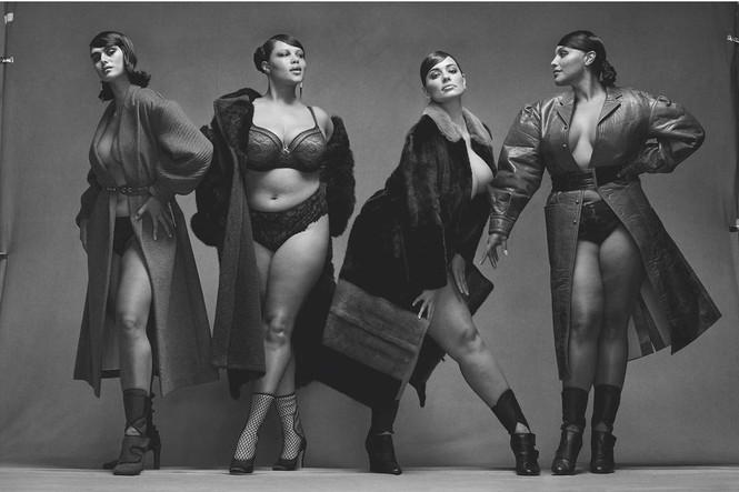 Người mẫu béo Ashley Graham tiết lộ bí quyết bảo hộ 'vòng 1' bằng... băng dính - ảnh 15