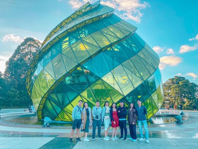 Nhóm bạn chụp bộ ảnh đẹp như phim ở Đà Lạt được dân mạng khen nức nở  - ảnh 13