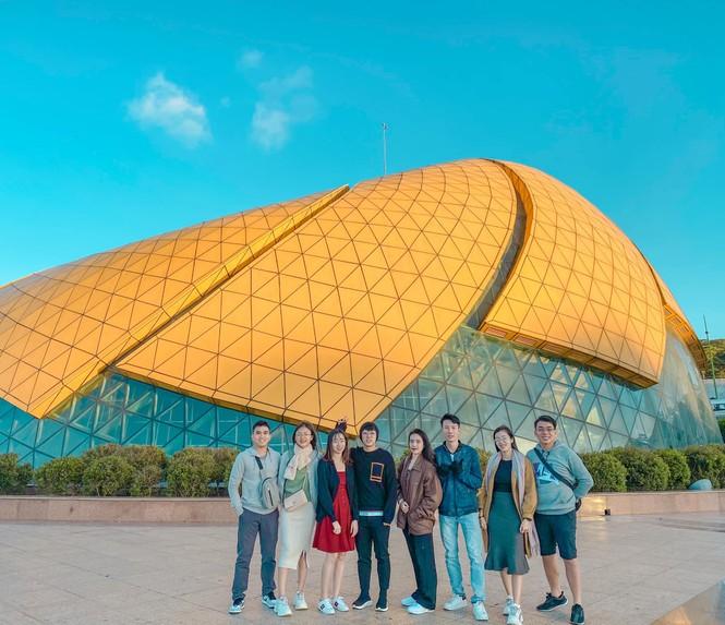 Nhóm bạn chụp bộ ảnh đẹp như phim ở Đà Lạt được dân mạng khen nức nở  - ảnh 14