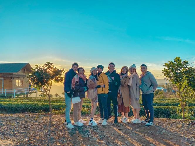 Nhóm bạn chụp bộ ảnh đẹp như phim ở Đà Lạt được dân mạng khen nức nở  - ảnh 8