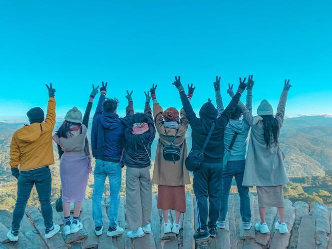 Nhóm bạn chụp bộ ảnh đẹp như phim ở Đà Lạt được dân mạng khen nức nở  - ảnh 5