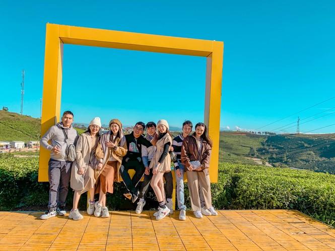 Nhóm bạn chụp bộ ảnh đẹp như phim ở Đà Lạt được dân mạng khen nức nở  - ảnh 3