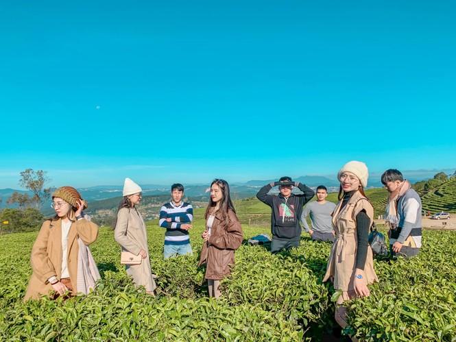 Nhóm bạn chụp bộ ảnh đẹp như phim ở Đà Lạt được dân mạng khen nức nở  - ảnh 1