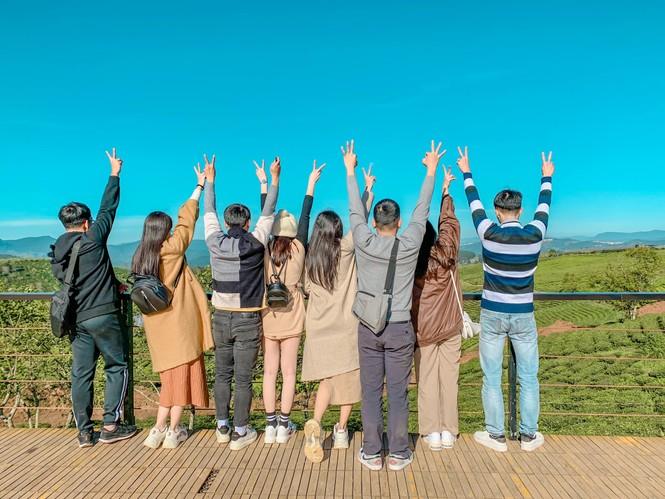 Nhóm bạn chụp bộ ảnh đẹp như phim ở Đà Lạt được dân mạng khen nức nở  - ảnh 9