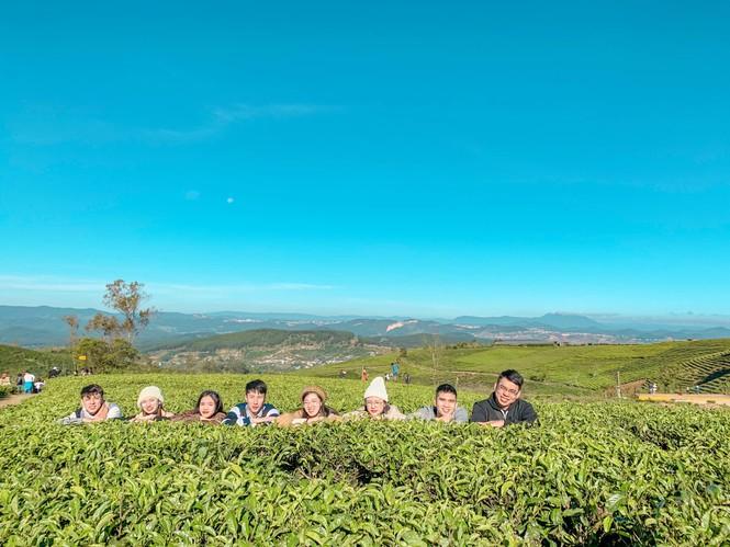 Nhóm bạn chụp bộ ảnh đẹp như phim ở Đà Lạt được dân mạng khen nức nở  - ảnh 2