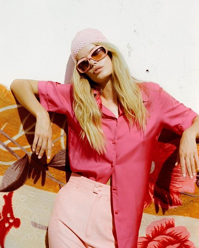 Vẻ đẹp thiên thần của nàng mẫu Na Uy Frida Aasen - ảnh 14