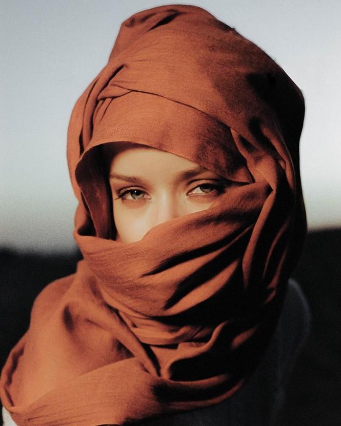Vẻ đẹp thiên thần của nàng mẫu Na Uy Frida Aasen - ảnh 12