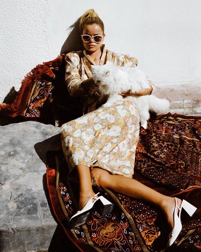 Vẻ đẹp thiên thần của nàng mẫu Na Uy Frida Aasen - ảnh 13