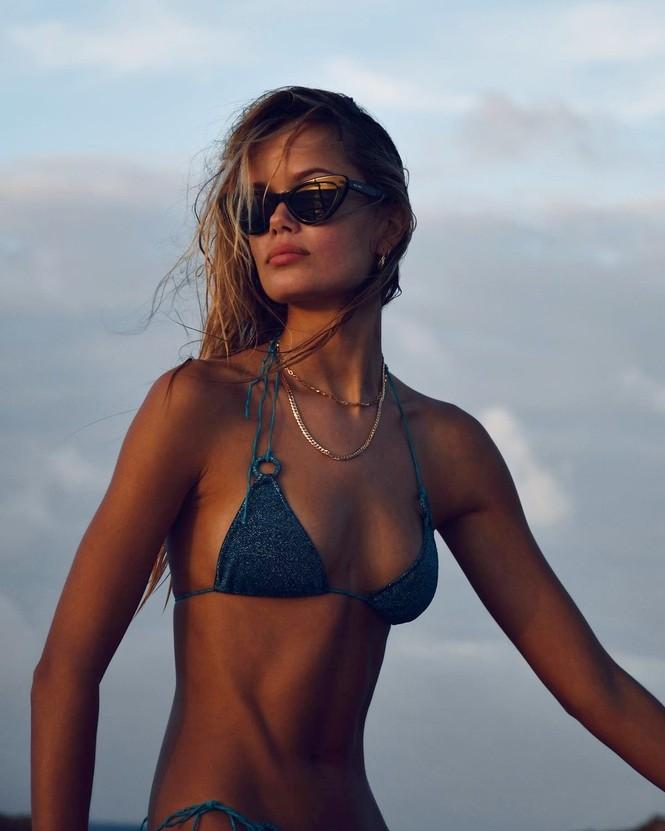 Vẻ đẹp thiên thần của nàng mẫu Na Uy Frida Aasen - ảnh 2
