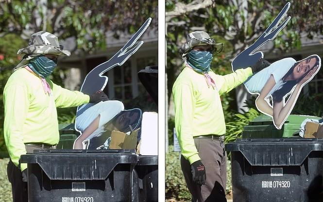 Sau chia tay, tài tử Ben Affleck vứt ảnh bạn gái kém 16 tuổi vào thùng rác - ảnh 4