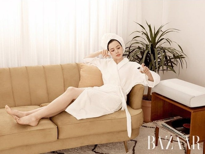 Hoa hậu đẹp nhất Hàn Quốc Honey Lee U40 vẫn độc thân quyến rũ  - ảnh 11