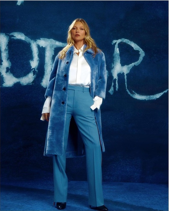 Kate Moss U50 gợi cảm đầy sức sống - ảnh 19