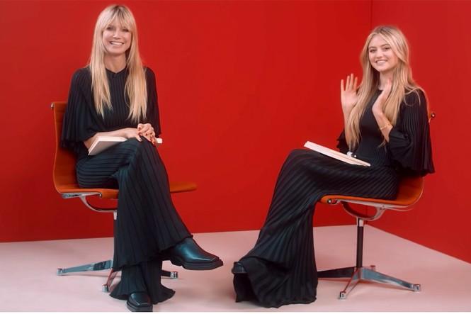 Con gái 16 tuổi của siêu mẫu Đức Heidi Klum cao 1m70, xinh như búp bê - ảnh 1