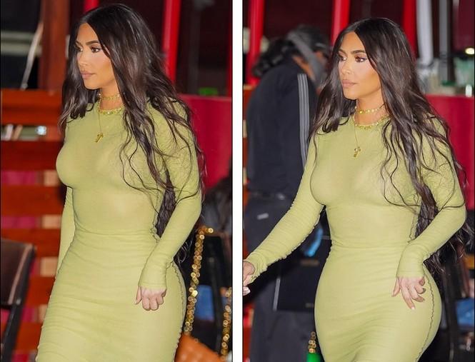 Mỹ nhân độc thân quyến rũ Kim Kardashian lần đầu lộ diện sau ly hôn - ảnh 7
