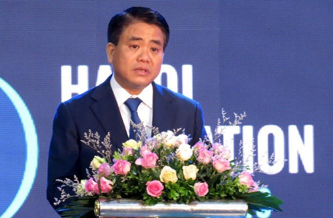 chủ tịch hà nội, khởi nghiệp, start up, oi, Hanoi Innovation Summit, HIS,  - ảnh 1