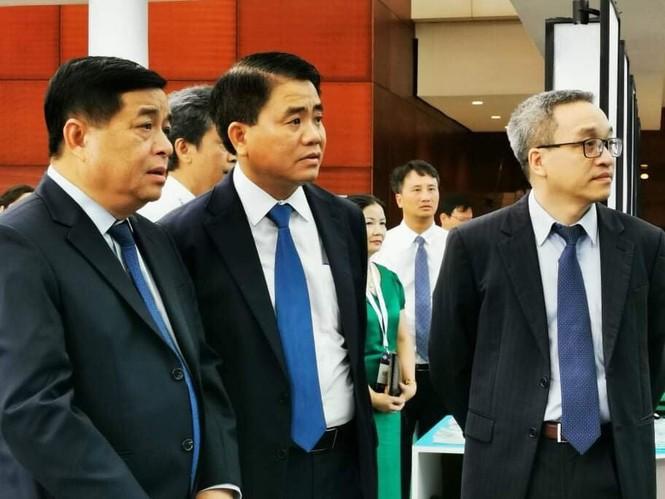 chủ tịch hà nội, khởi nghiệp, start up, oi, Hanoi Innovation Summit, HIS,  - ảnh 2
