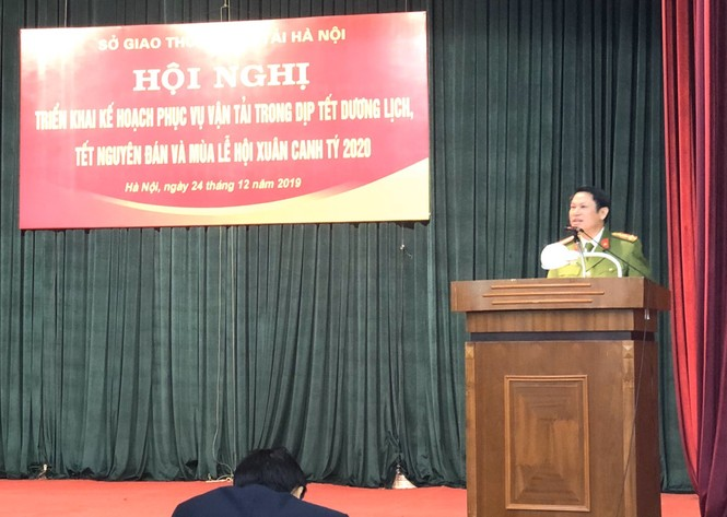 Hà Nội:  Xử lý nghiêm nạn tăng giá vé xe khách tùy tiện dịp Tết - ảnh 1
