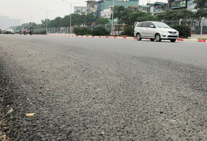 'Soi' mặt đường đua F1 Mỹ Đình có tốc độ 300km/h - ảnh 7