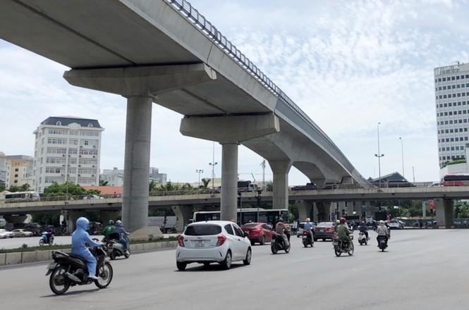 Dự án Metro Nhổn - Ga Hà Nội lại bị đòi bồi thường chi phí phát sinh - ảnh 1