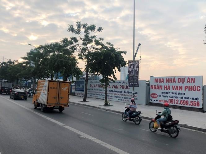 Cận cảnh cao ốc 'nhấn chìm' con đường BT Hà Nội - ảnh 10