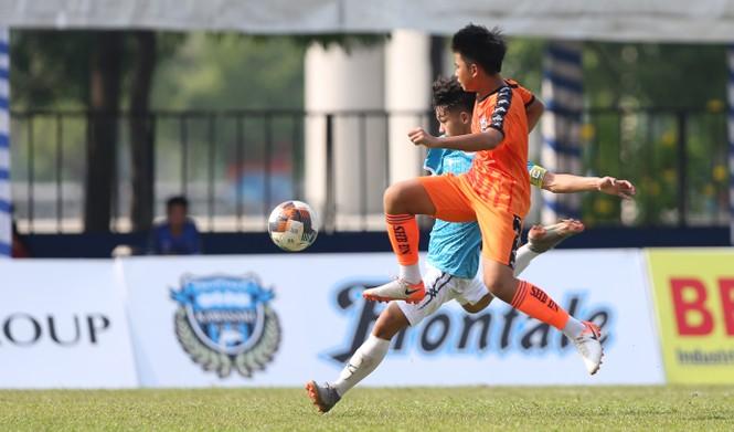 Khởi tranh Giải bóng đá thiếu niên quốc tế U13 Việt Nam - Nhật Bản  - ảnh 2