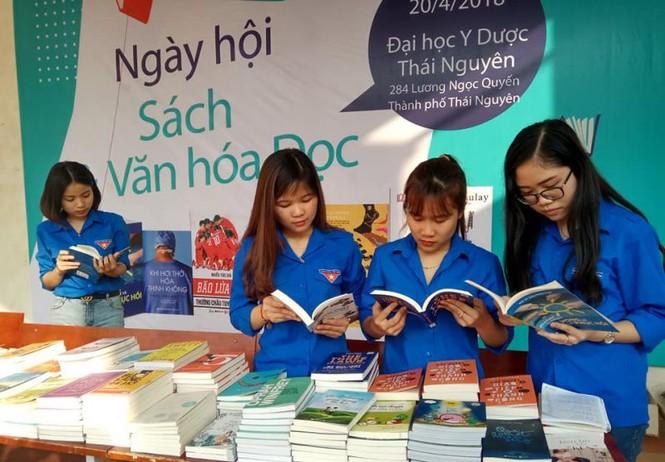 Cuộc thi Đại sứ Văn hoá đọc 2020 đang thu hút sinh viên - ảnh 2