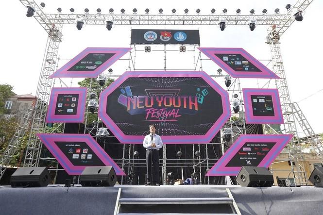 Ngày hội tuổi trẻ trường ĐH  Kinh tế Quốc dân 2020:  Bùng nổ sức trẻ! - ảnh 1