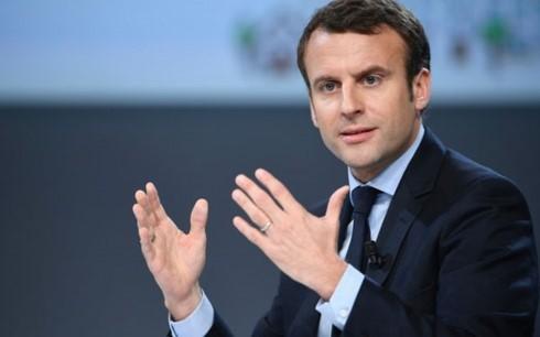 Tổng thống Pháp chúc Tết bằng tiếng Việt - ảnh 2