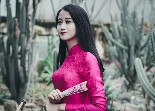 Top 10 Press Beauty 2016 rạng rỡ trong tà áo dài truyền thống - ảnh 2