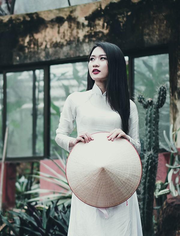 Top 10 Press Beauty 2016 rạng rỡ trong tà áo dài truyền thống - ảnh 6