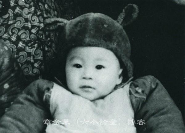 Lộ ảnh thời trẻ chưa từng công bố của 'Tôn Ngộ Không' - ảnh 1