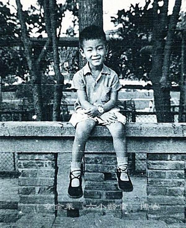 Lộ ảnh thời trẻ chưa từng công bố của 'Tôn Ngộ Không' - ảnh 3