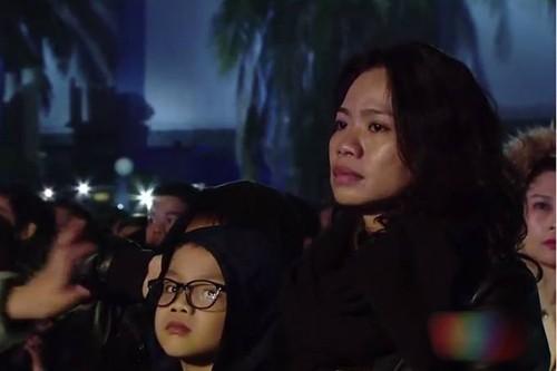 Vợ con, bạn bè và khán giả xúc động trước nghị lực của Trần Lập - ảnh 2