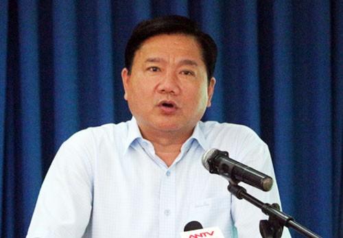 Bí thư Đinh La Thăng 'truy' chủ tịch Hóc Môn về bãi rác gây ô nhiễm - ảnh 1