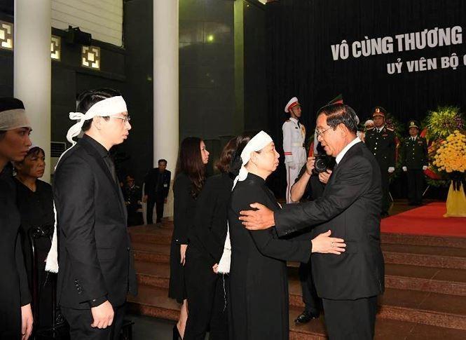 1.500 đoàn trong nước, quốc tế viếng Chủ tịch nước Trần Đại Quang - ảnh 5