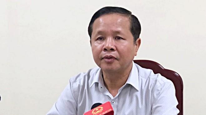 Khai trừ Đảng cựu Giám đốc Sở giáo dục và Đào tạo Hà Giang - ảnh 1