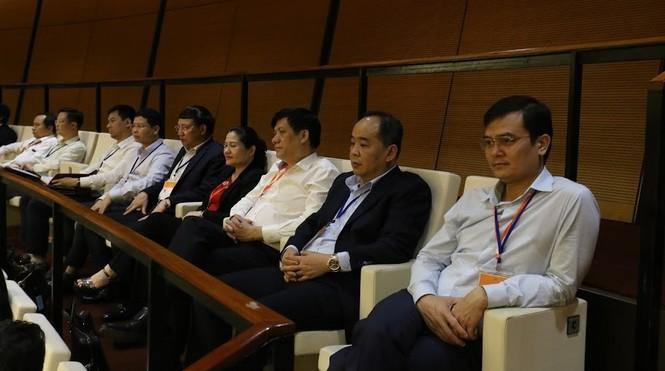 86 cán bộ quy hoạch cấp chiến lược dự phiên chất vấn tại Quốc hội - ảnh 8