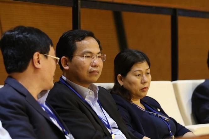 86 cán bộ quy hoạch cấp chiến lược dự phiên chất vấn tại Quốc hội - ảnh 1