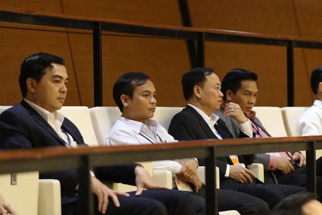 86 cán bộ quy hoạch cấp chiến lược dự phiên chất vấn tại Quốc hội - ảnh 6