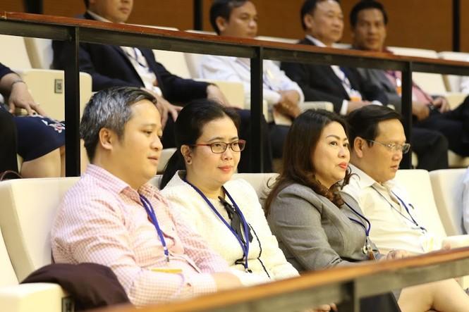 86 cán bộ quy hoạch cấp chiến lược dự phiên chất vấn tại Quốc hội - ảnh 7