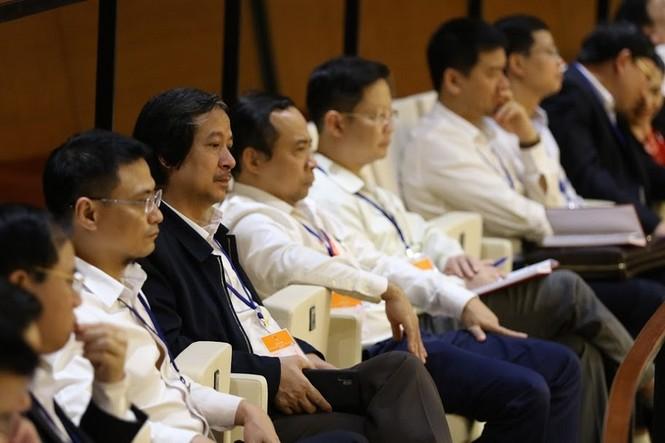 86 cán bộ quy hoạch cấp chiến lược dự phiên chất vấn tại Quốc hội - ảnh 3