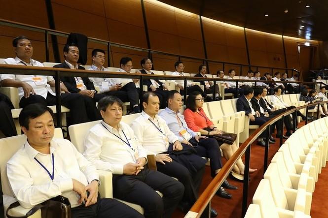86 cán bộ quy hoạch cấp chiến lược dự phiên chất vấn tại Quốc hội - ảnh 2
