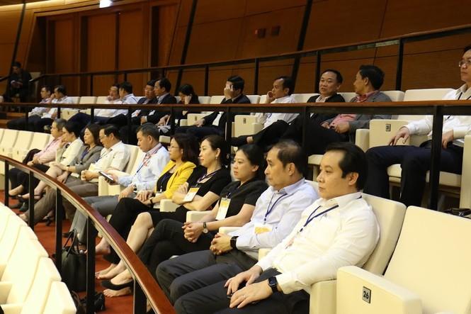 86 cán bộ quy hoạch cấp chiến lược dự phiên chất vấn tại Quốc hội - ảnh 4