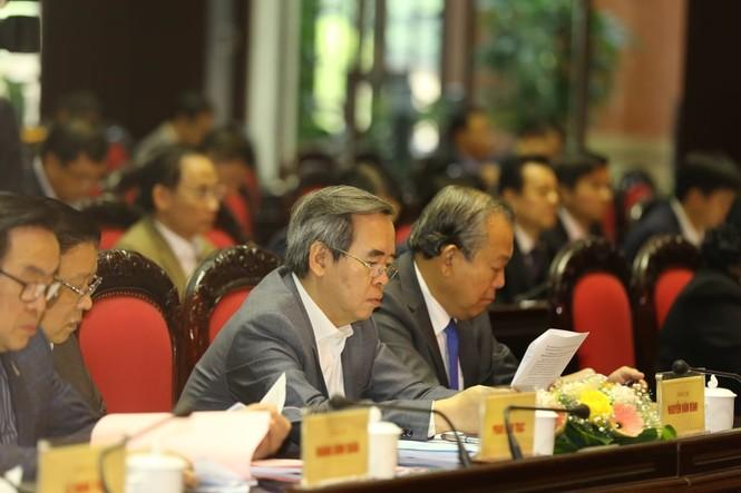 Quy hoạch Bộ Chính trị, Ban Bí thư nhiệm kỳ mới - ảnh 1