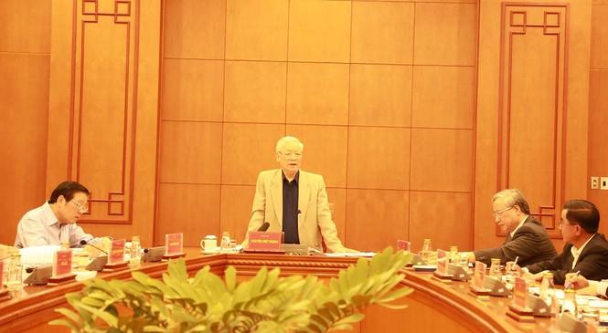 Kỷ luật 8 cán bộ thuộc diện Trung ương quản lý - ảnh 3