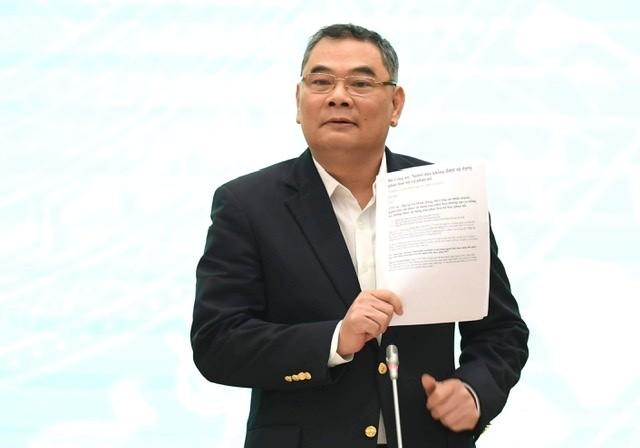 Sức khỏe của cựu Chủ tịch Hà Nội Nguyễn Đức Chung 'vẫn bình thường' - ảnh 1