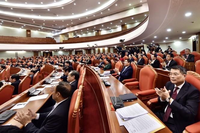 Trung ương xem xét đề cử nhân sự 4 chức danh lãnh đạo chủ chốt khóa XIII - ảnh 1