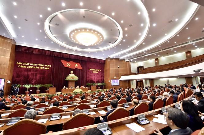 Thông qua danh sách đề cử các chức danh lãnh đạo chủ chốt của Đảng, Nhà nước khóa XIII - ảnh 1